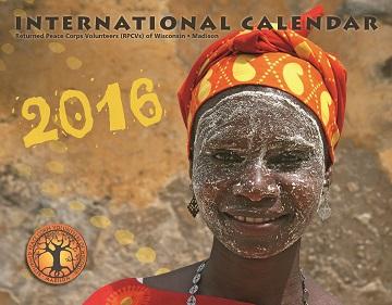 2016 International Calendar