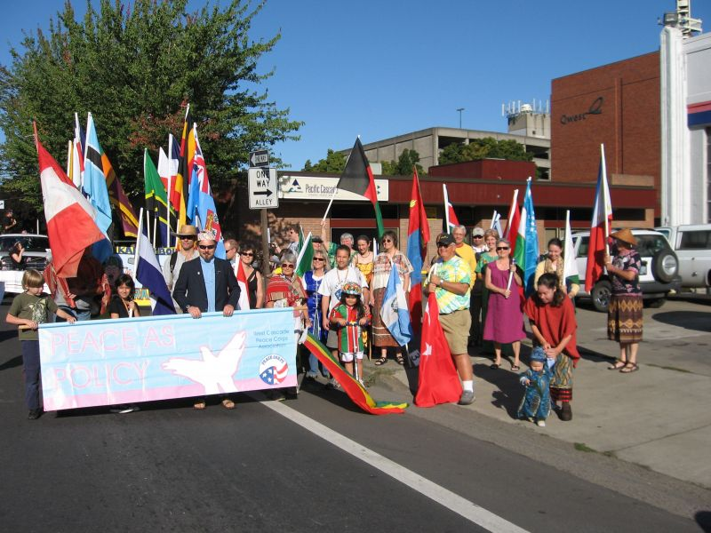 2008 Eugene Celebration Parade